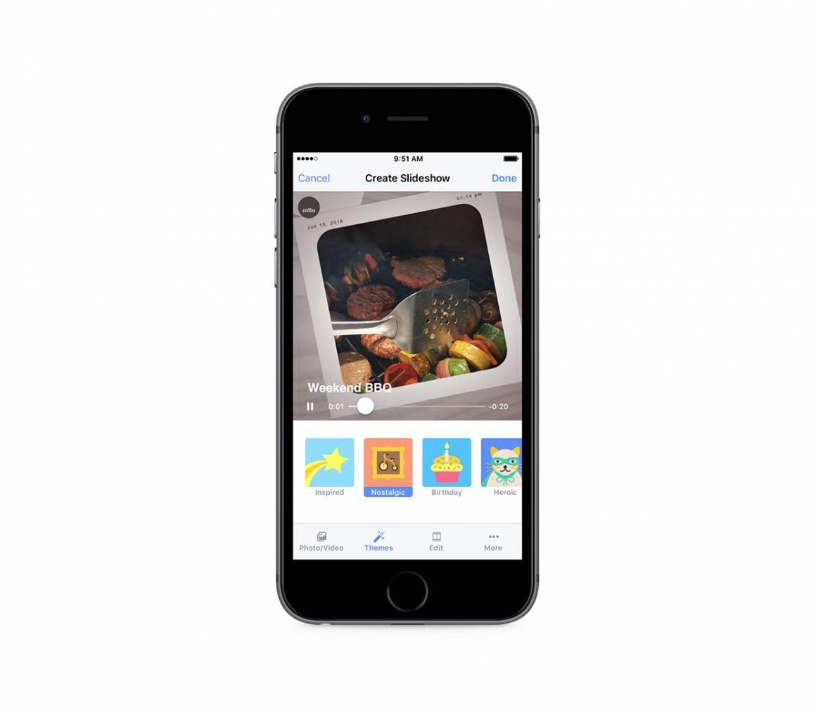 Facebook slideshow arriva la nuova funzione per visualizzare le immagini 1160x1010 - Facebook slideshow: arriva la nuova funzione per creare presentazioni