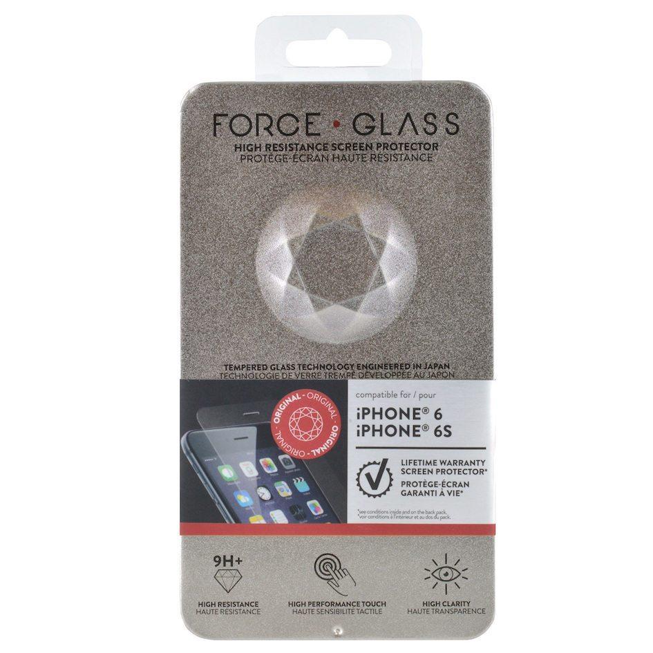 Force Glass il nuovo proteggi schermo per smartphone duro come il diamante - Force Glass il nuovo proteggi schermo per smartphone duro come il diamante
