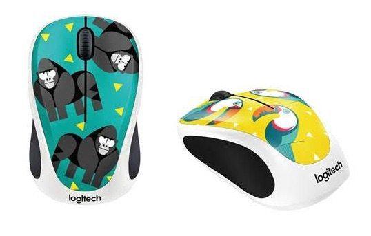 I Mouse divertenti colorati e simpatici da Logitech - I Mouse più divertenti colorati e simpatici da Logitech
