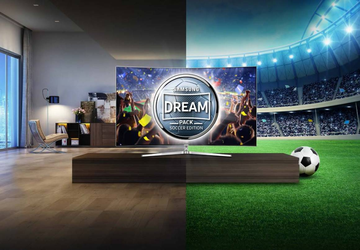 Pacchetto Sky Tv e Calcio gratis con le nuove Samsung Tv 1160x804 - La riscossa di Samsung al Ces 2017 con tv QLED e pc per videogames