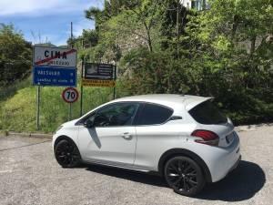 Peugeot 208 GTI prova su strada da Campione Italia a Bellinzona05 300x225 - Peugeot 208 GTI: prova su strada da Campione d'Italia a Bellinzona
