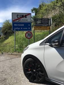 Peugeot 208 GTI prova su strada da Campione Italia a Bellinzona06 225x300 - Peugeot 208 GTI: prova su strada da Campione d'Italia a Bellinzona