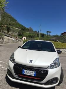 Peugeot 208 GTI prova su strada da Campione Italia a Bellinzona07 225x300 - Peugeot 208 GTI: prova su strada da Campione d'Italia a Bellinzona