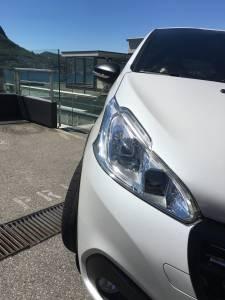 Peugeot 208 GTI prova su strada da Campione Italia a Bellinzona14 225x300 - Peugeot 208 GTI: prova su strada da Campione d'Italia a Bellinzona