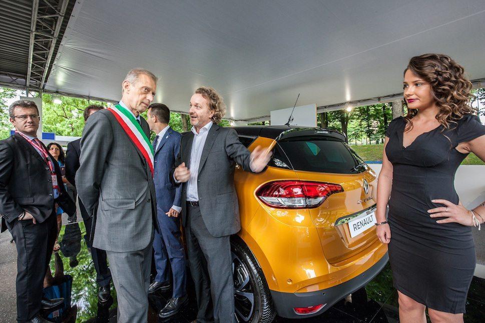 Salone dellauto di Torino testdrive per le nuove Renault - Salone dell'auto di Torino: testdrive per le nuove Renault