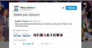 Schermata 2016 06 11 a 18.37.15 1 300x157 - Hillary Clinton - The Twitter Show