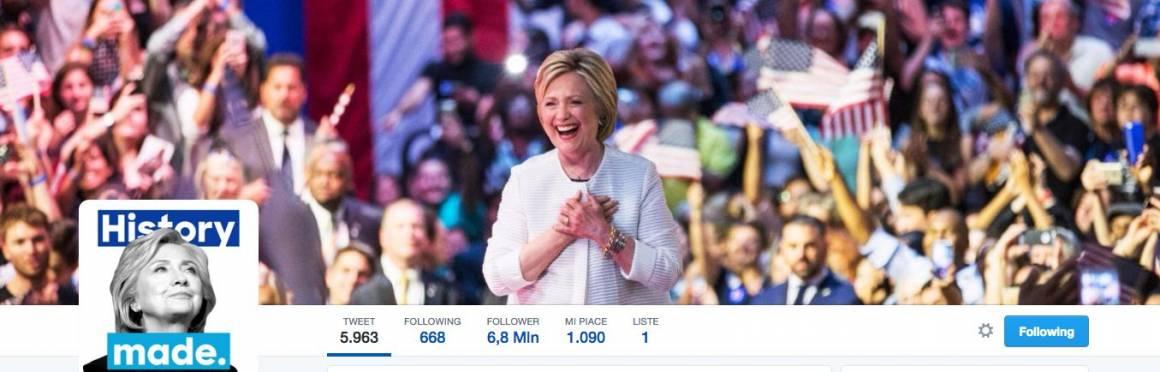 Schermata 2016 06 11 a 18.52.46 1 1160x372 - Hillary Clinton - The Twitter Show