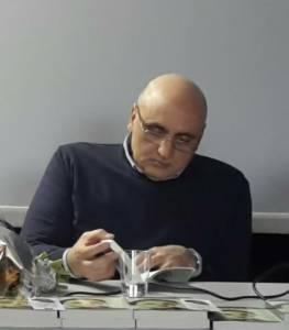 """img 4124 263x300 - Intervista a Lorenzo Galantino e il romanzo d'esordio """"Tutto appariva in bianco e nero."""""""