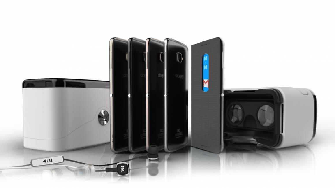 nuova gamma di smartphone IDOL 4 di ALCATEL  1160x653 - La nuova gamma di smartphone IDOL 4 di ALCATEL