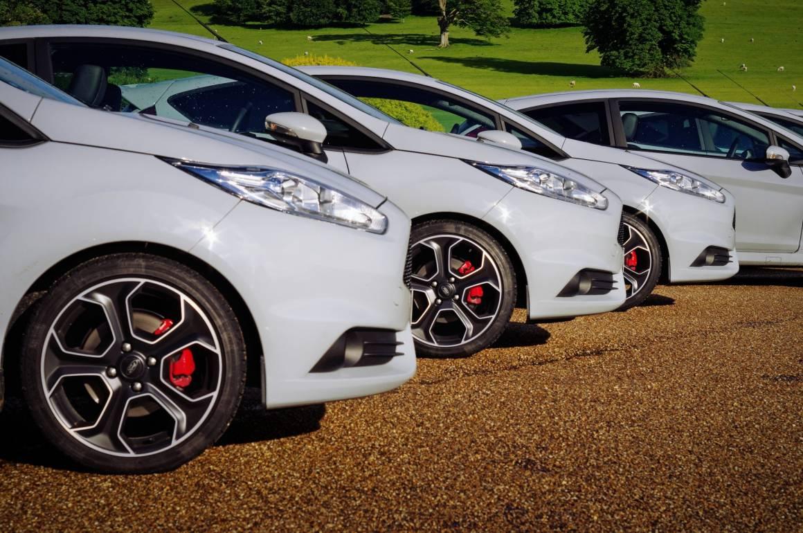 test ford fiesta st200 assodigitale 9 1160x770 - Ford Fiesta ST200 e Ranger: le due facce della sportività nel testdrive a Goodwood