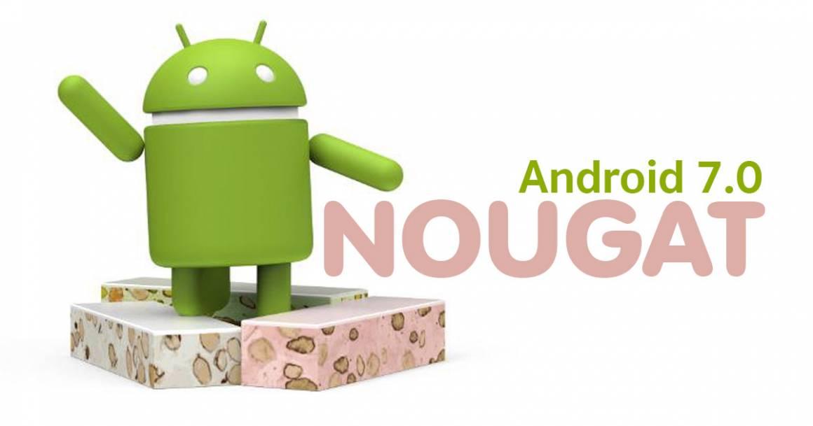 Android Nougat 1160x609 - Huawei P9 rilasciato l'aggiornamento Android 7.0 Nougat. Ma non per tutti