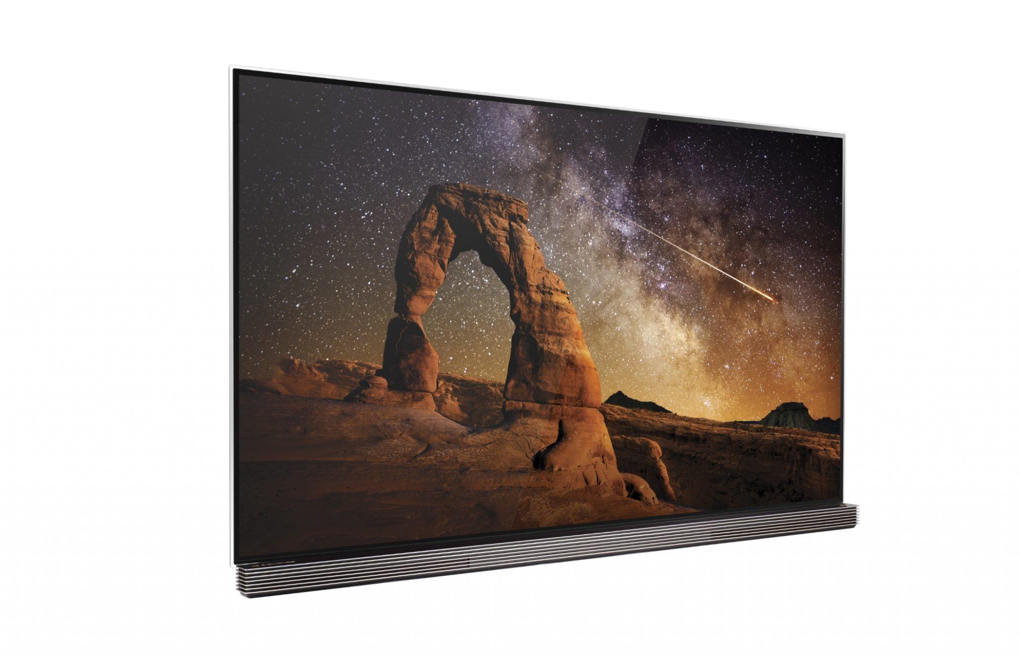 Nuove TV oled LG: il nuovo concetto di lusso