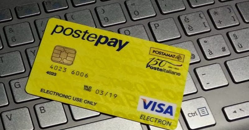 Postepay - L'APP POSTEPAY INTRODUCE I PAGAMENTI P2P