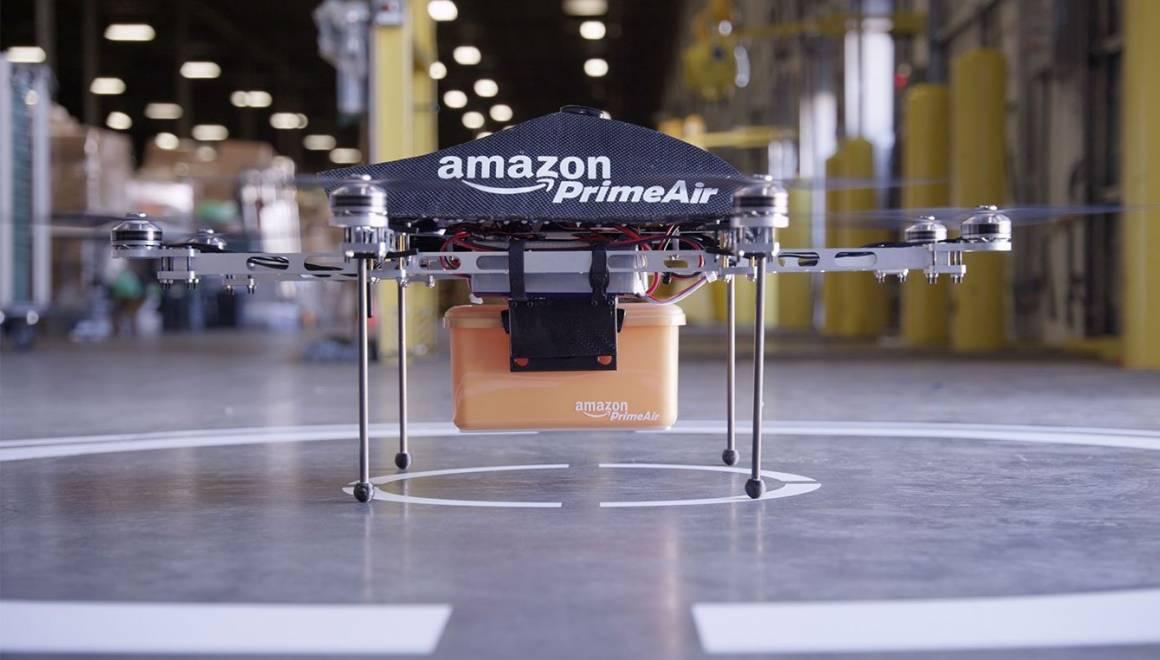 amazon primeair 1160x660 - AMAZON: IN FASE DI TEST I PRIMI DRONI IN GB