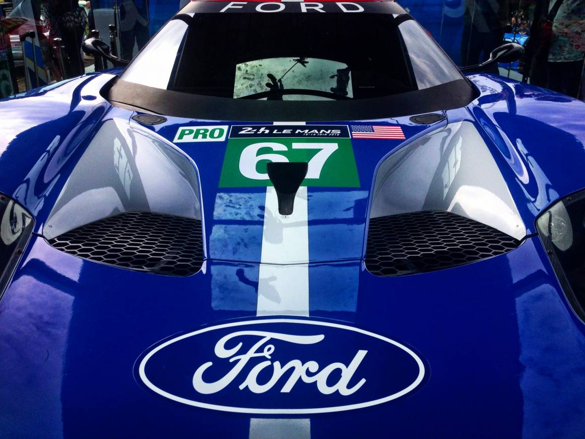 ford goodwood assodigitale 2 1160x870 - #FoS Festival of Speed a Goodwood: Mamma mia!!!