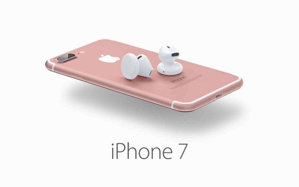 iphone 7 1160x725 - iPhone 7 è lo smartphone più venduto nei primi tre mesi del 2017