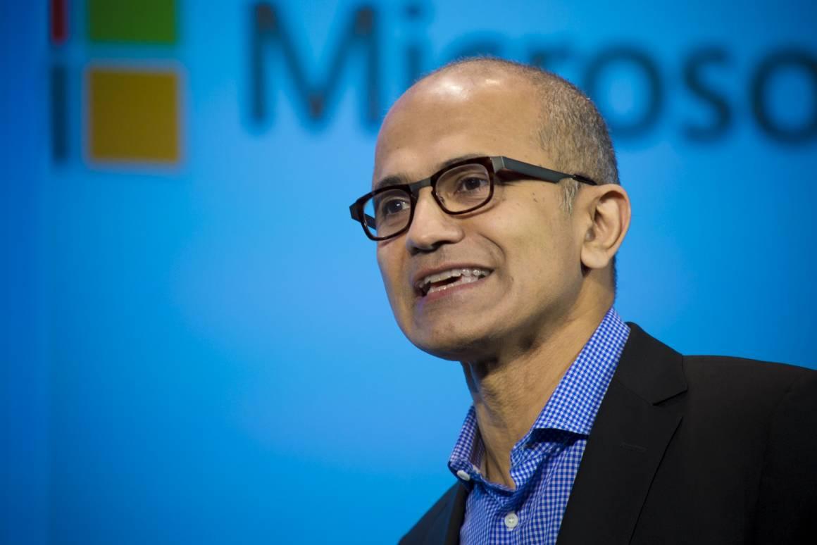 nadella 1160x774 - Microsoft: settore telefonia in calo, circa 2850 i licenziamenti