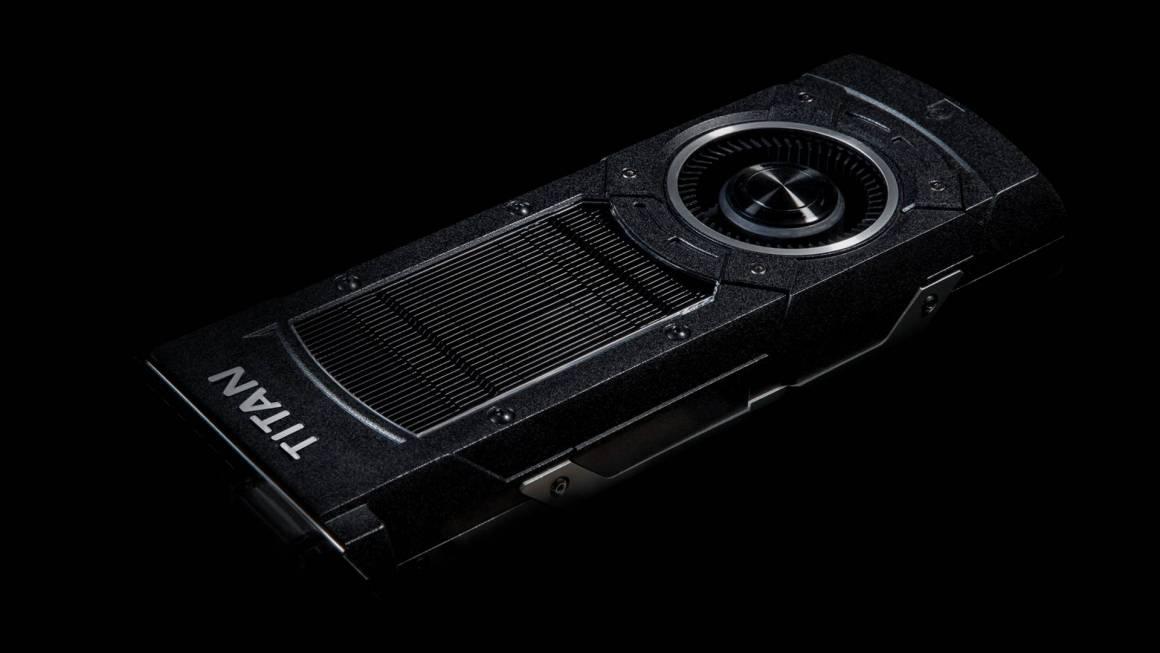nvidia 1 1160x653 - ARRIVA LA NUOVA NVIDIA TITAN X: ECCO LE SPECIFICHE