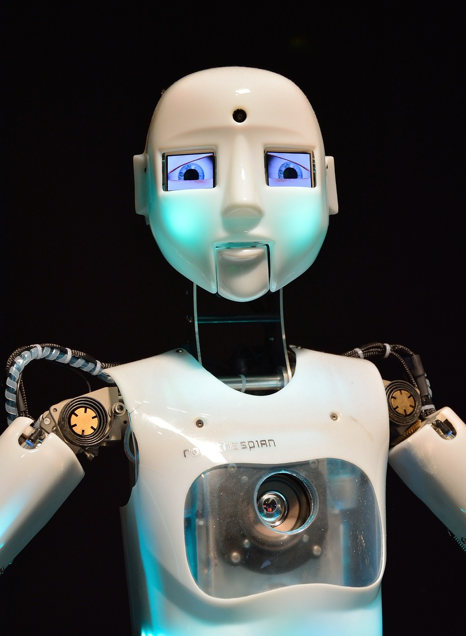 robot 1468992342 - Robot per famiglie: il primo è nato e si chiama R1