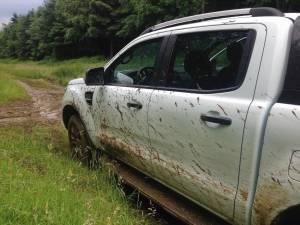 test ford ranger assodigitale 2 300x225 - Ford Fiesta ST200 e Ranger: le due facce della sportività nel testdrive a Goodwood