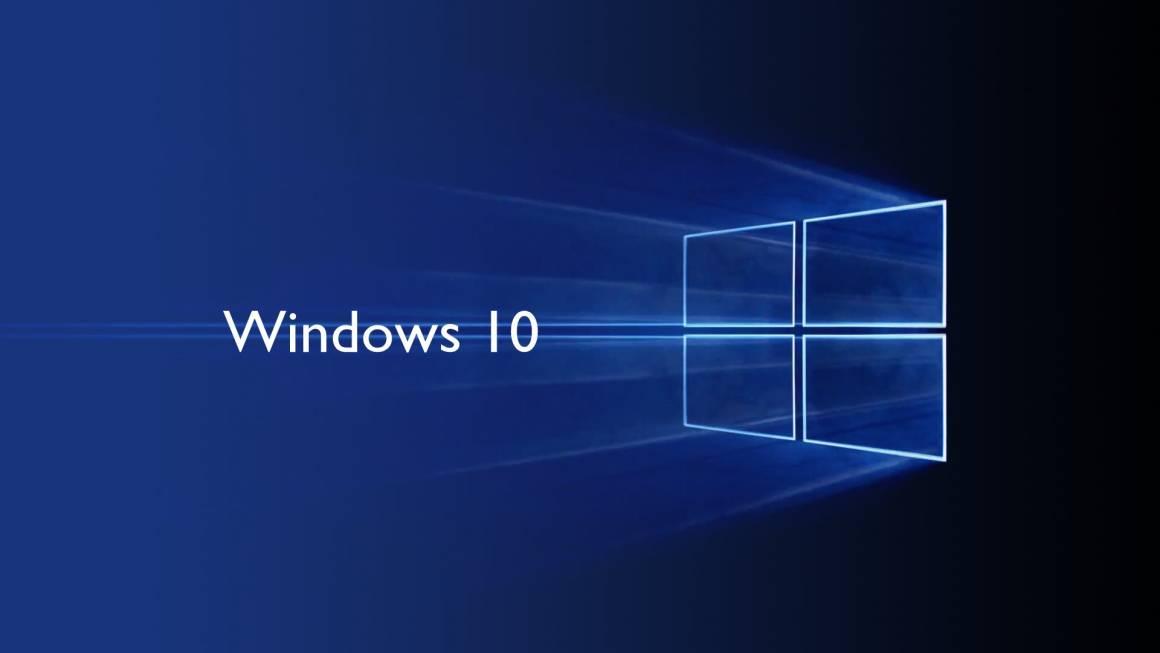 windows 10 1160x653 - Windows 10, alla Microsoft Build 2017 il sistema operativo per i creativi