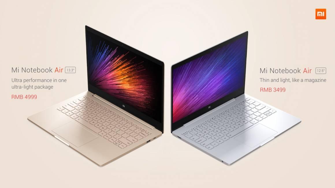 xiaomi 1160x653 - Dopo Redmi arrivano i nuovi notebook di Xiaomi