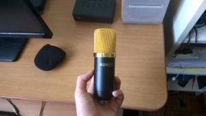 5 3 300x169 - Aukey GD-D1: recensione del microfono da studio