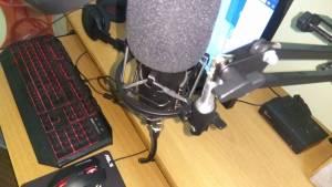 6 3 300x169 - Aukey GD-D1: recensione del microfono da studio