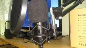 7 3 300x169 - Aukey GD-D1: recensione del microfono da studio
