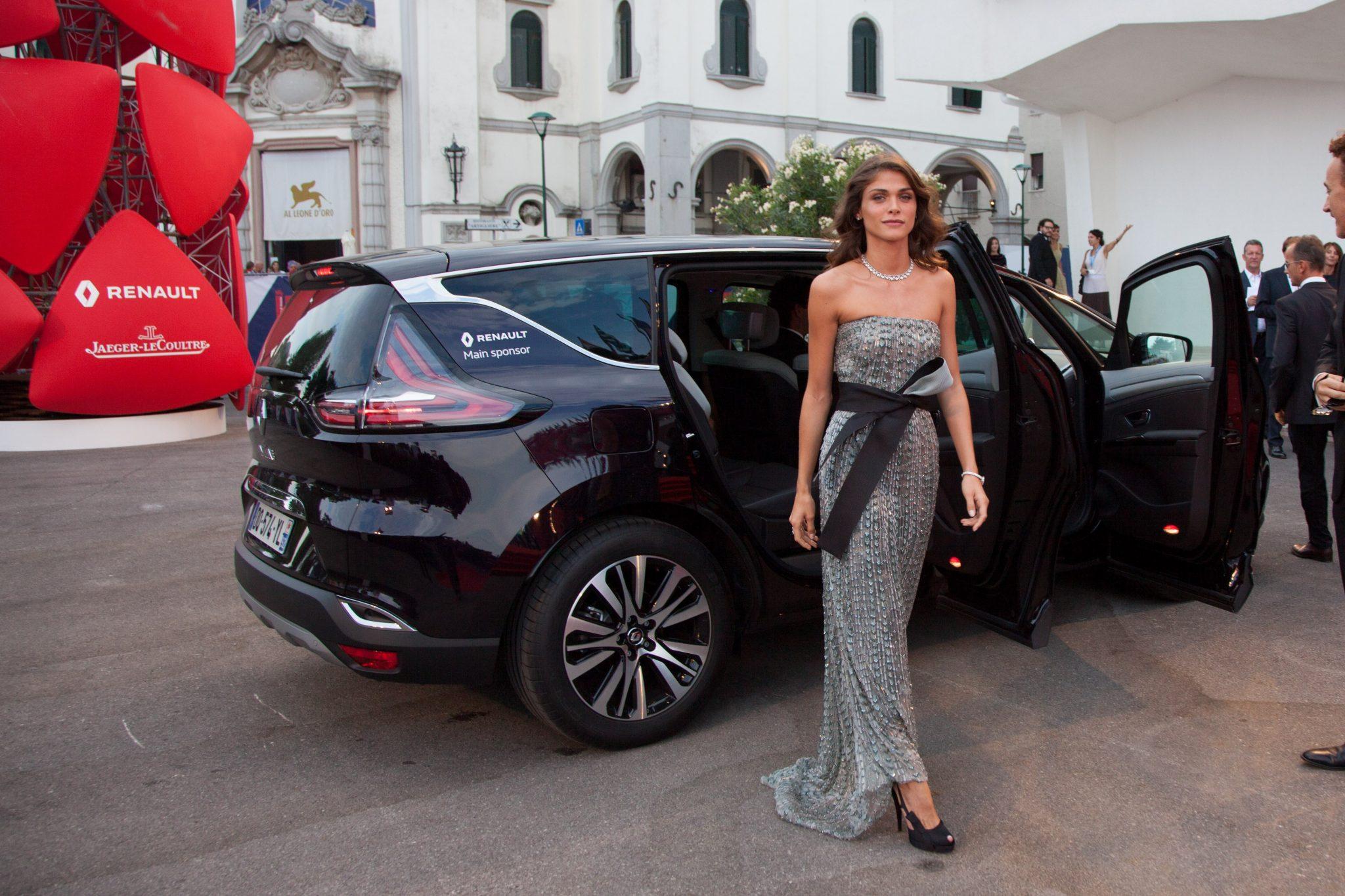 Renault partner della mostra del cinema di Venezia 2016 presenta Talisman
