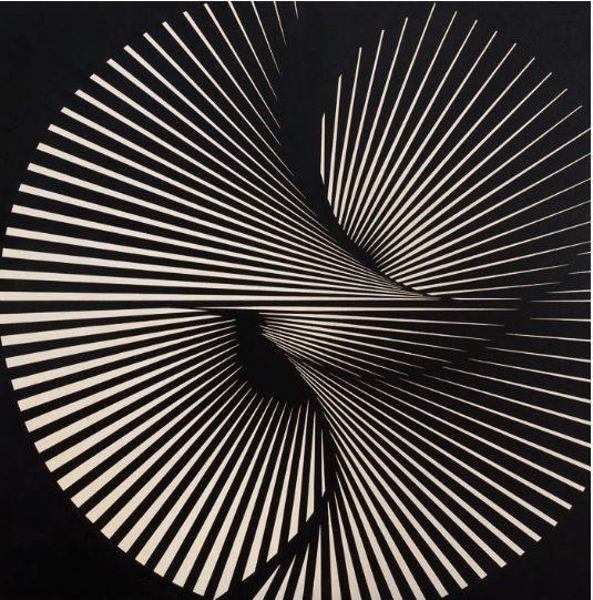 Torsione Radiale Franco Grignani 1965 - DesignWinMake INNOVecento Edition: a Firenze il workshop sulla stampa 3D
