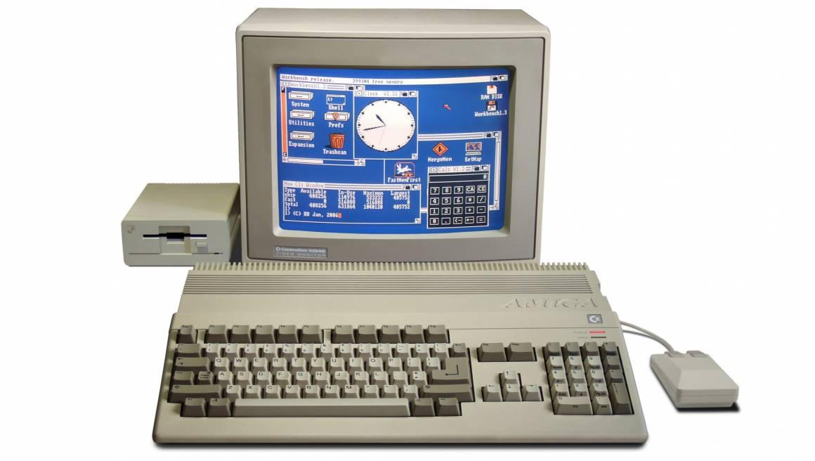 amiga 1160x656 - Il ritorno di Amiga con migliaia di titoli giocabili