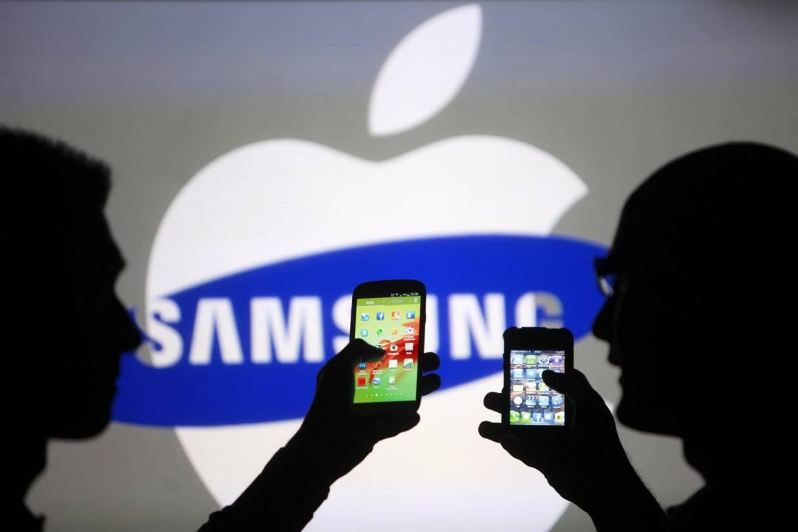 apple vs samsung 1160x773 - Apple sostenuta da oltre 100 designer contro Samsung