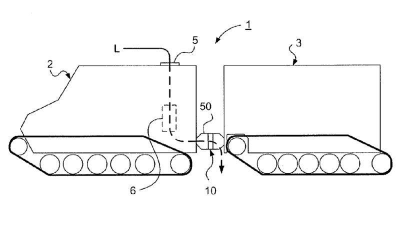 autoarticolato - il nuovo camion sarà targato Apple, ecco il brevetto
