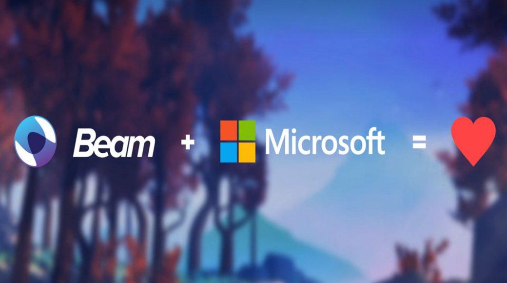 beam - Microsoft entra prepotentemente nel Game Streaming