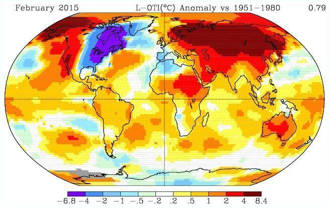 image - Il riscaldamento globale minaccia la Terra? Ecco cosa sta succedendo realmente