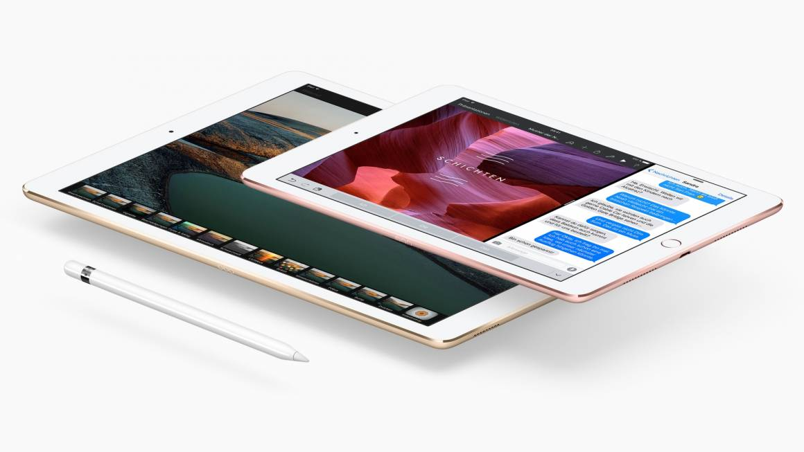ipad 1160x653 - iPad Pro: arriva anche il 10,5 pollici
