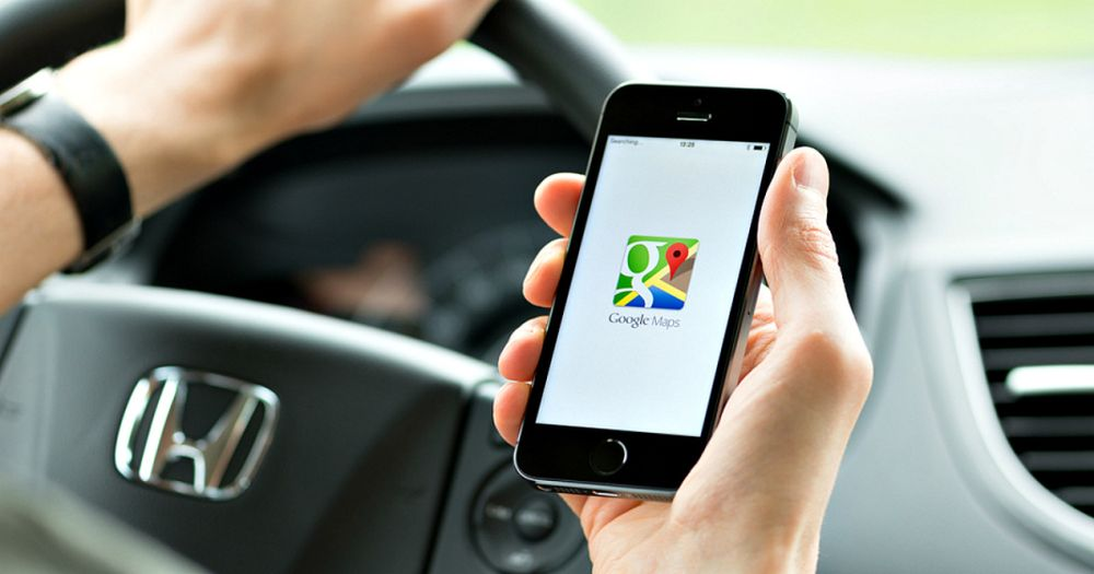 maps - MyTaxy integrato in Google Maps