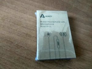 1 300x225 - Aukey EP-C2: recensione delle cuffie in-Ear economiche