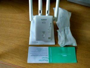 3 300x225 - Aukey AC-1200: recensione del ripetitore tuttofare