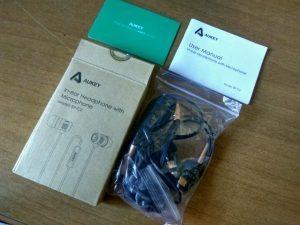4 1 300x225 - Aukey EP-C2: recensione delle cuffie in-Ear economiche