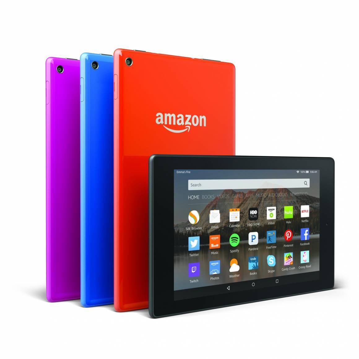 Fire HD 8 Colors 1160x1160 - Fire HD 8 ecco perché acquistare il nuovo tablet di Amazon