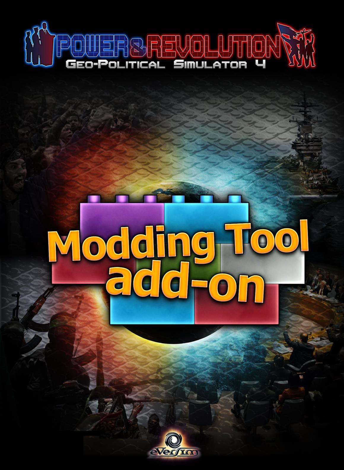 Modding Tool box illustration 1160x1582 - Disponibile l'add-on Modding Tool di Power & Revolution