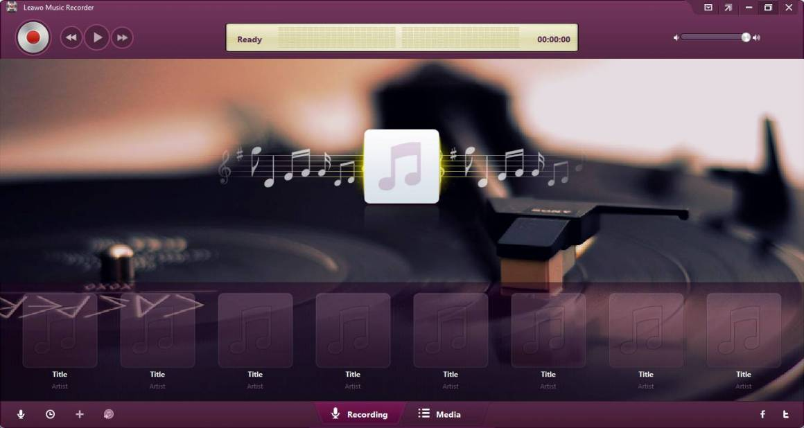Screenshot 152 1160x618 - Leawo Music Recorder: un semplice software di registrazione