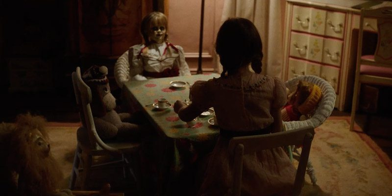 annabelle 2 copertina - Nuovo, terrificante trailer per Annabelle 2!