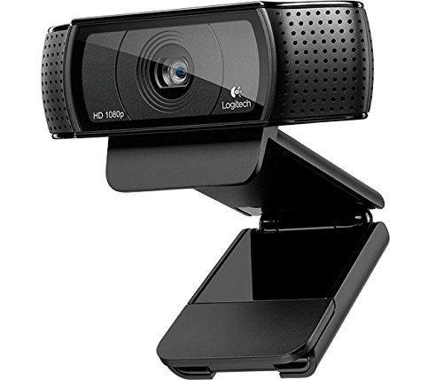 logitech hd pro c920 webcam full hd 1080p con autofocus e microfono integrato - Proteggi la tua casa con la migliore telecamera da installare in giardino