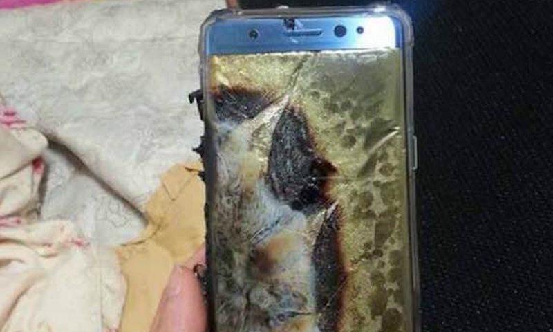 note 7 burn - Samsung Galaxy Note 7: data rinviata, è ufficiale