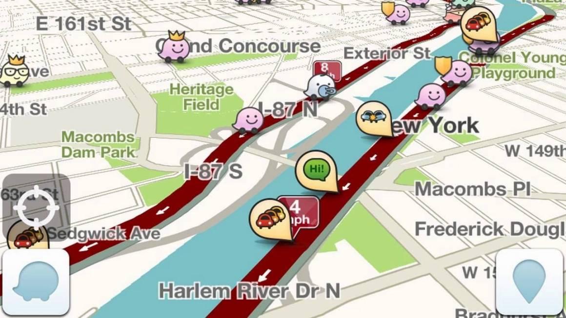 waze 1160x653 - Uber perde Google che si allea con il concorrente Waze: è la fine?