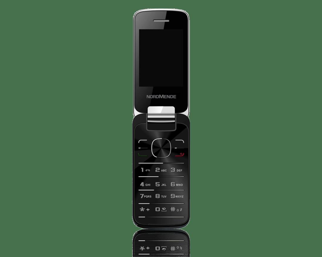 word image 2 - Il Cellulare NO stress da Nordmende che non riceve mail e non si collega ai social