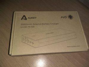 1 300x225 - Aukey PB-N36: recensione del Power Bank da 20.000 mAh